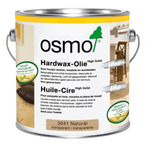 Osmo Hardwax Olie Effect 3041 Natural