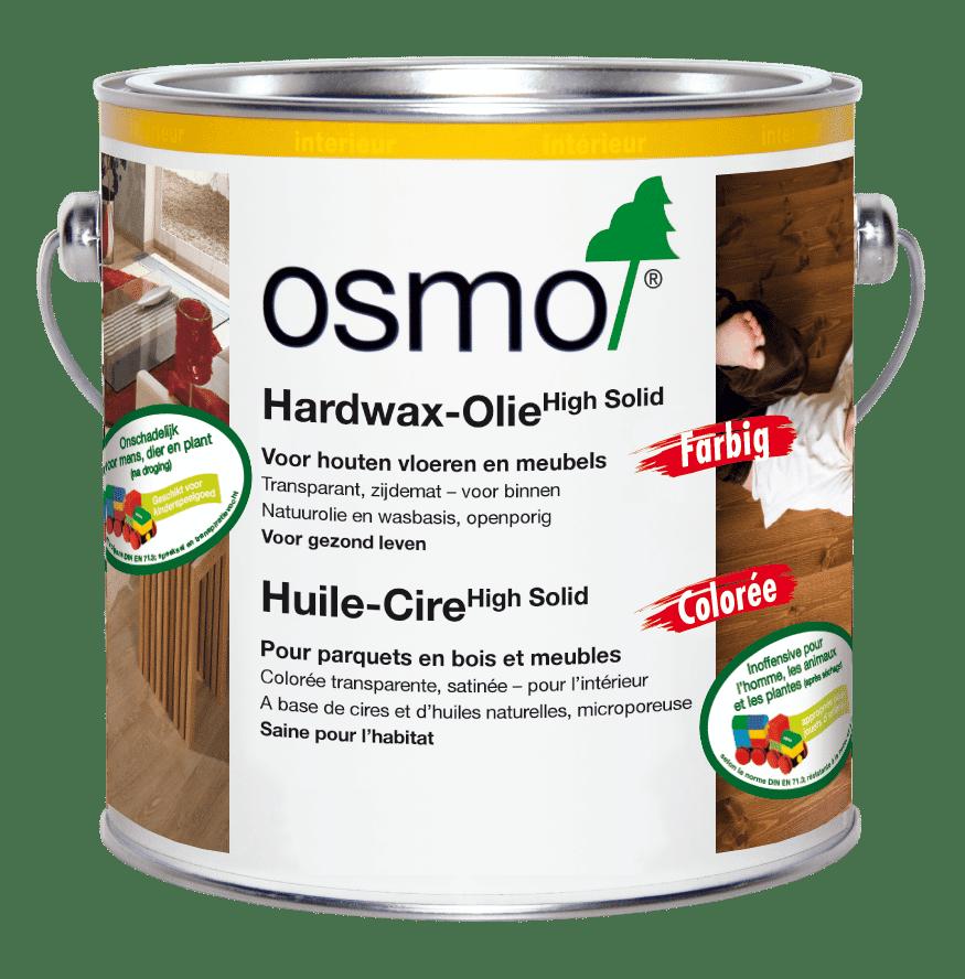 Osmo Hardwax Olie Farbig Kleur