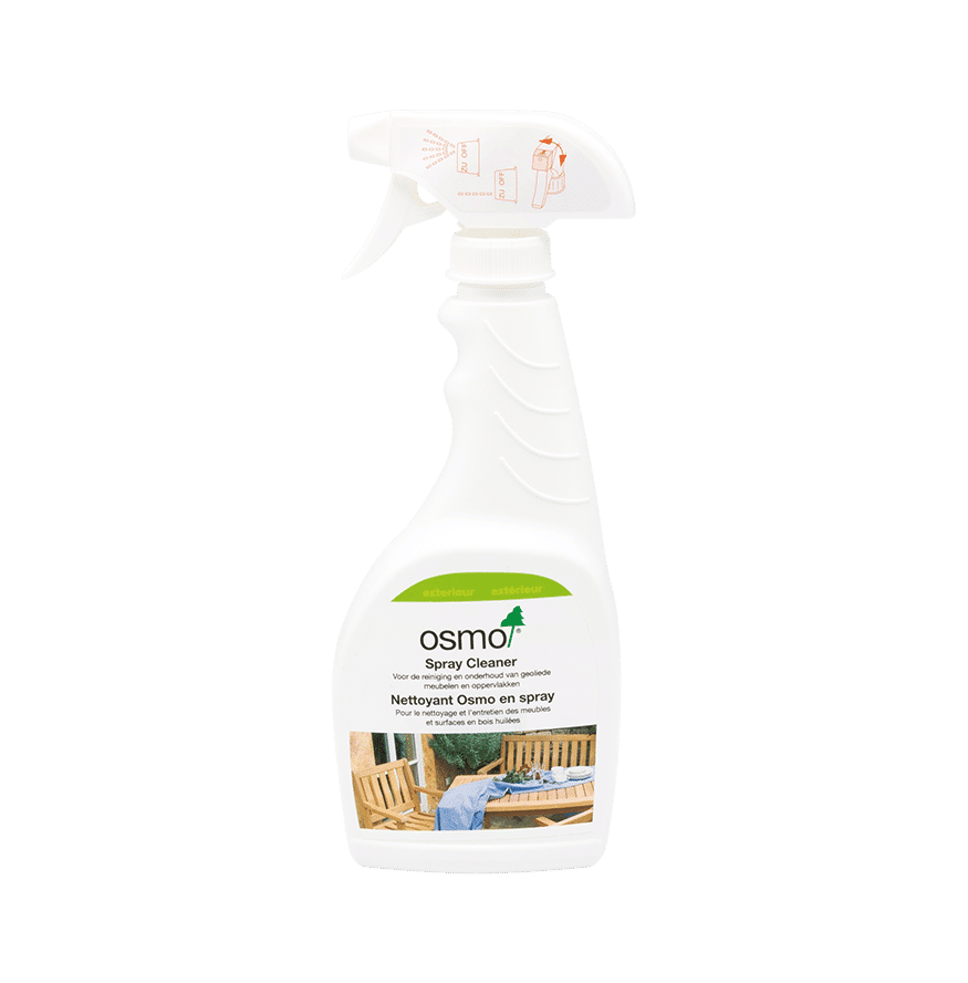 Osmo Spray-Cleaner Buiten