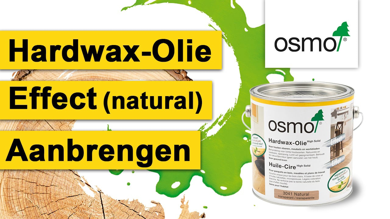 Osmo Hardwax-Olie Effect Thumbnail
