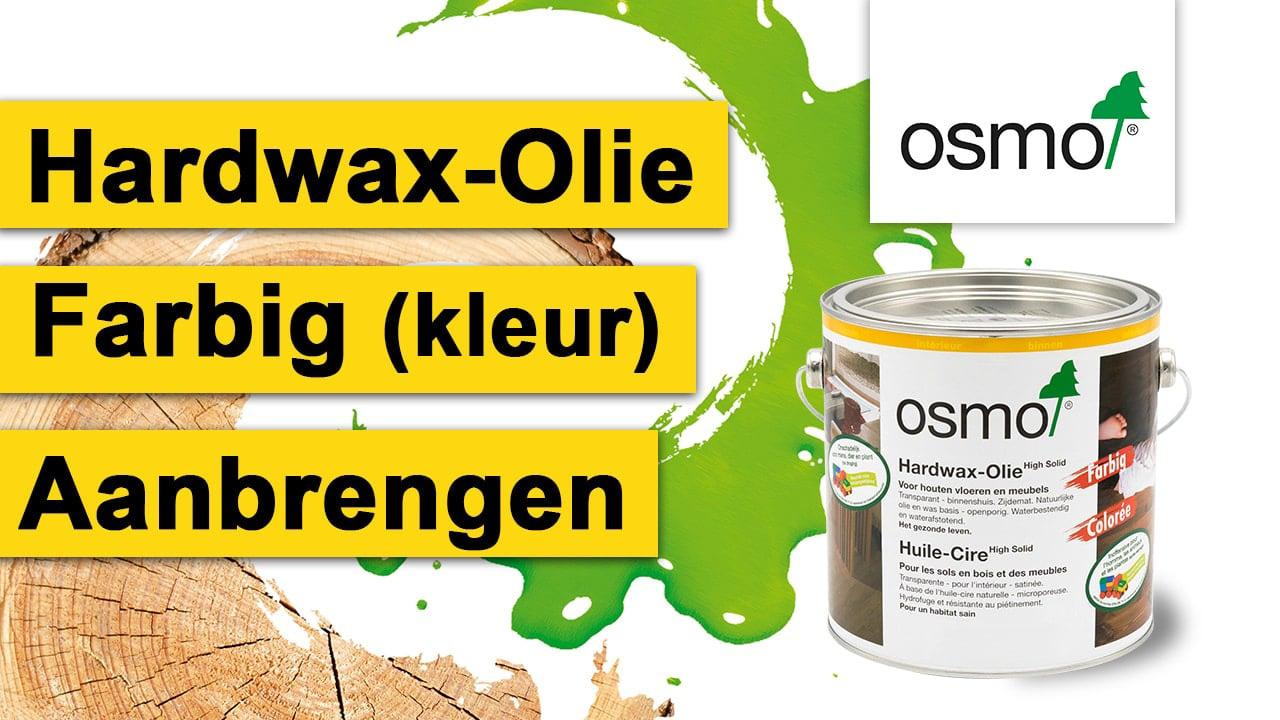 Osmo Hardwax-Olie Farbig Thumbnail