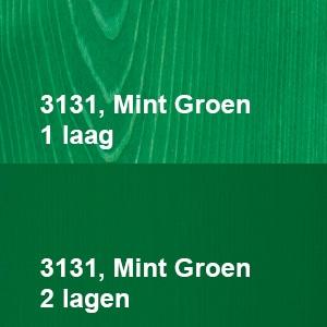 Osmo Decorwas Creativ 3131 Mint Groen Kleurvoorbeeld