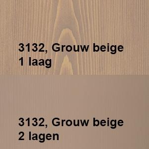 Osmo Decorwas Creativ 3132 Grouw Beige Kleurvoorbeeld