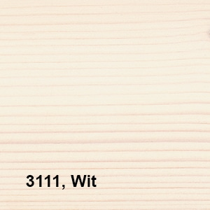 Osmo Decorwas Transparant 3111 Wit Kleurvoorbeelden