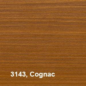 Osmo Decorwas Transparant 3143 Cognac Kleurvoorbeelden