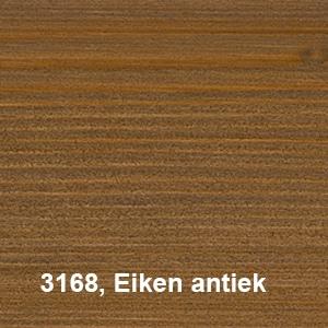 Osmo Decorwas Transparant 3168 Eiken antiek Kleurvoorbeelden
