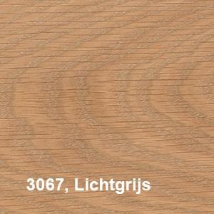 Osmo Hardwax-Olie Farbig 3067 Lichtgrijs Kleurvoorbeeld