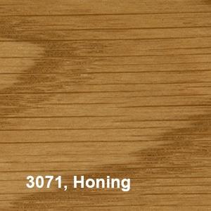 Osmo Hardwax-Olie Farbig 3071 Honing Kleurvoorbeeld