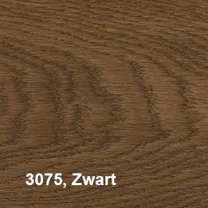 Osmo Hardwax-Olie Farbig 3075 Zwart Kleurvoorbeeld