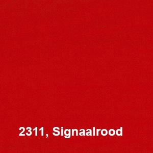 Osmo Landhuisverf 2311 Signaalrood Kleurvoorbeeld