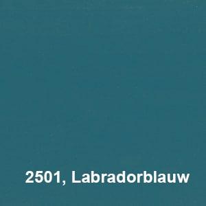 Osmo Landhuisverf 2501 Labradorblauw Kleurvoorbeeld