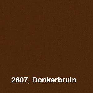Osmo Landhuisverf 2507 Donkerbruin Kleurvoorbeeld