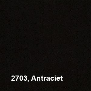 Osmo Landhuisverf 2703 Antraciet Kleurvoorbeeld