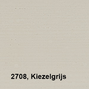 Osmo Landhuisverf 2708 Kiezelgrijs Kleurvoorbeeld