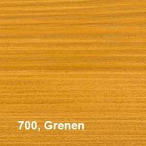 Osmo Natuurlijke Olie-Beits 700 Grenen Kleurvoorbeeld