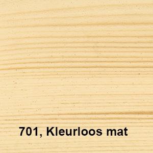 Osmo Natuurlijke Olie-Beits 701 Kleurloos mat Kleurvoorbeeld