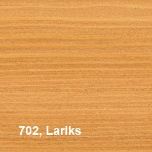 Osmo Natuurlijke Olie-Beits 702 Lariks Kleurvoorbeeld