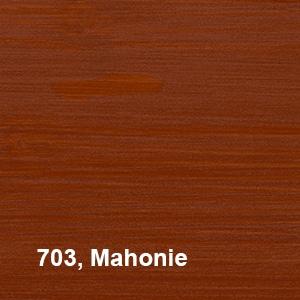 Osmo Natuurlijke Olie-Beits 703 Mahonie Kleurvoorbeeld
