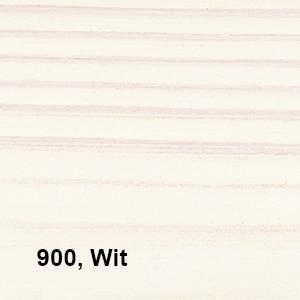 Osmo Natuurlijke Olie-Beits 900 Wit Kleurvoorbeeld