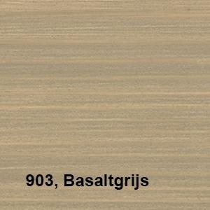 Osmo Natuurlijke Olie-Beits 903 Basaltgrijs Kleurvoorbeeld