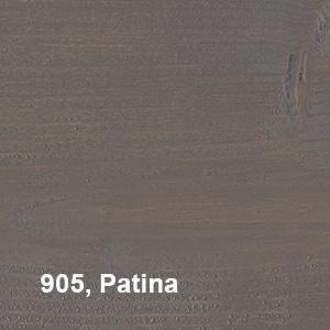 Osmo Natuurlijke Olie-Beits 905 Patina Kleurvoorbeeld