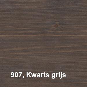 Osmo Natuurlijke Olie-Beits 907 Kwarts grijs Kleurvoorbeeld