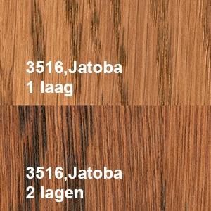 Osmo Olie-Beits 3516 Jatoba Kleurvoorbeeld