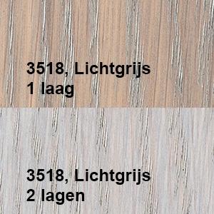 Osmo Olie-Beits 3518 Lichtgrijs Kleurvoorbeeld