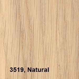 Osmo Olie-Beits 3519 Natural Kleurvoorbeeld