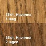 Osmo Olie-Beits 3541 Havanna Kleurvoorbeeld