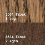 Osmo Olie-Beits 3564 Tabak Kleurvoorbeeld