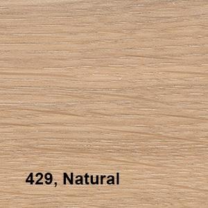 Osmo UV Beschermingsolie 429 Natural Kleurvoorbeelden