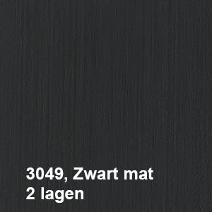 Osmo Spray Wax 3049, Zwart Dekkend mat